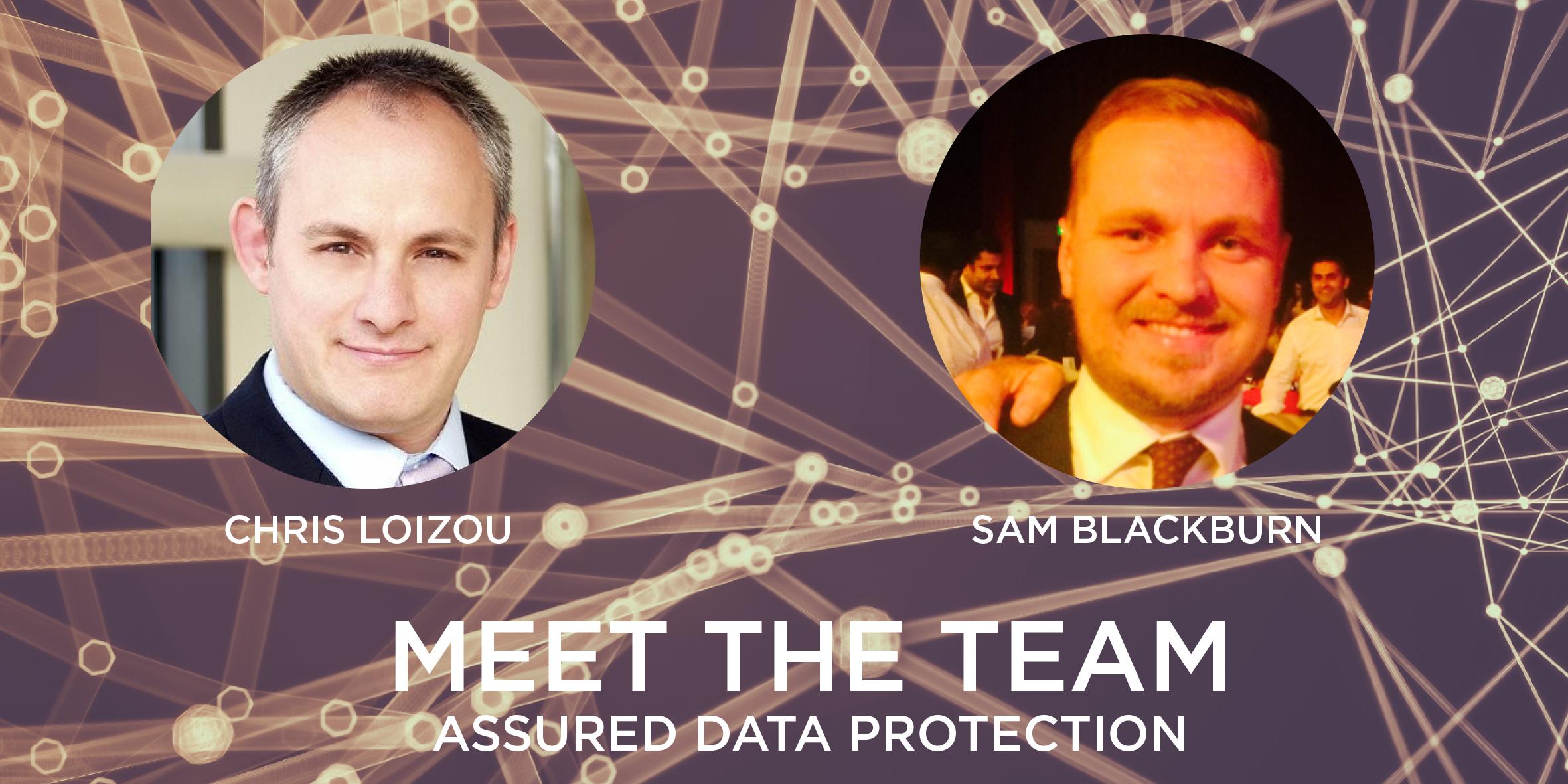 Meet The Team - Chris Loizou and Sam Blackburn