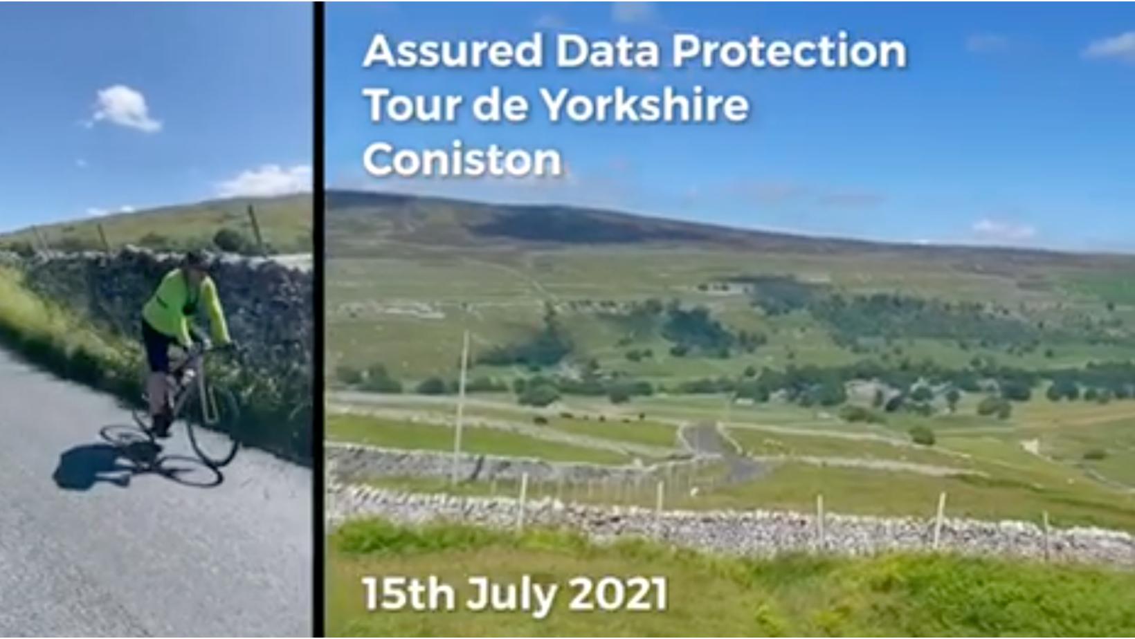 Tour De Yorkshire Coniston