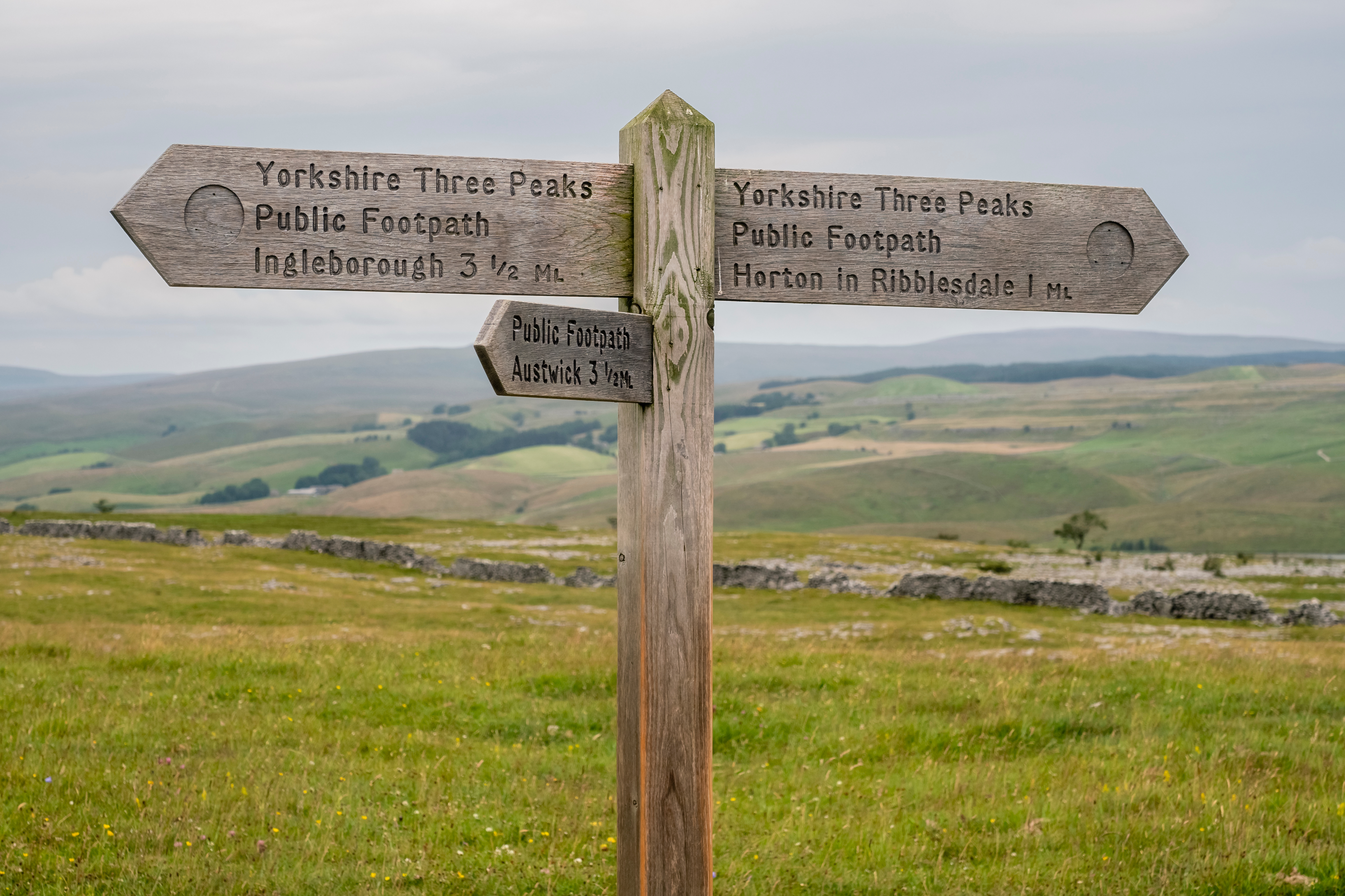 Assured Data Protection Takes on The Yorkshire 3 Peaks for Dementia Forward